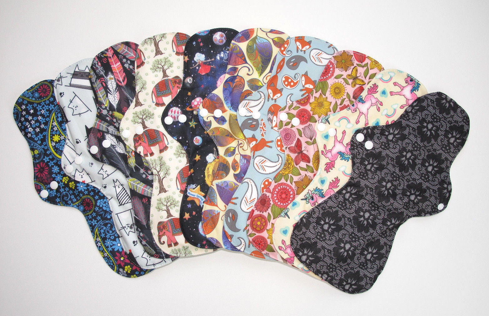 Heavy Flow Cloth Pad Sets