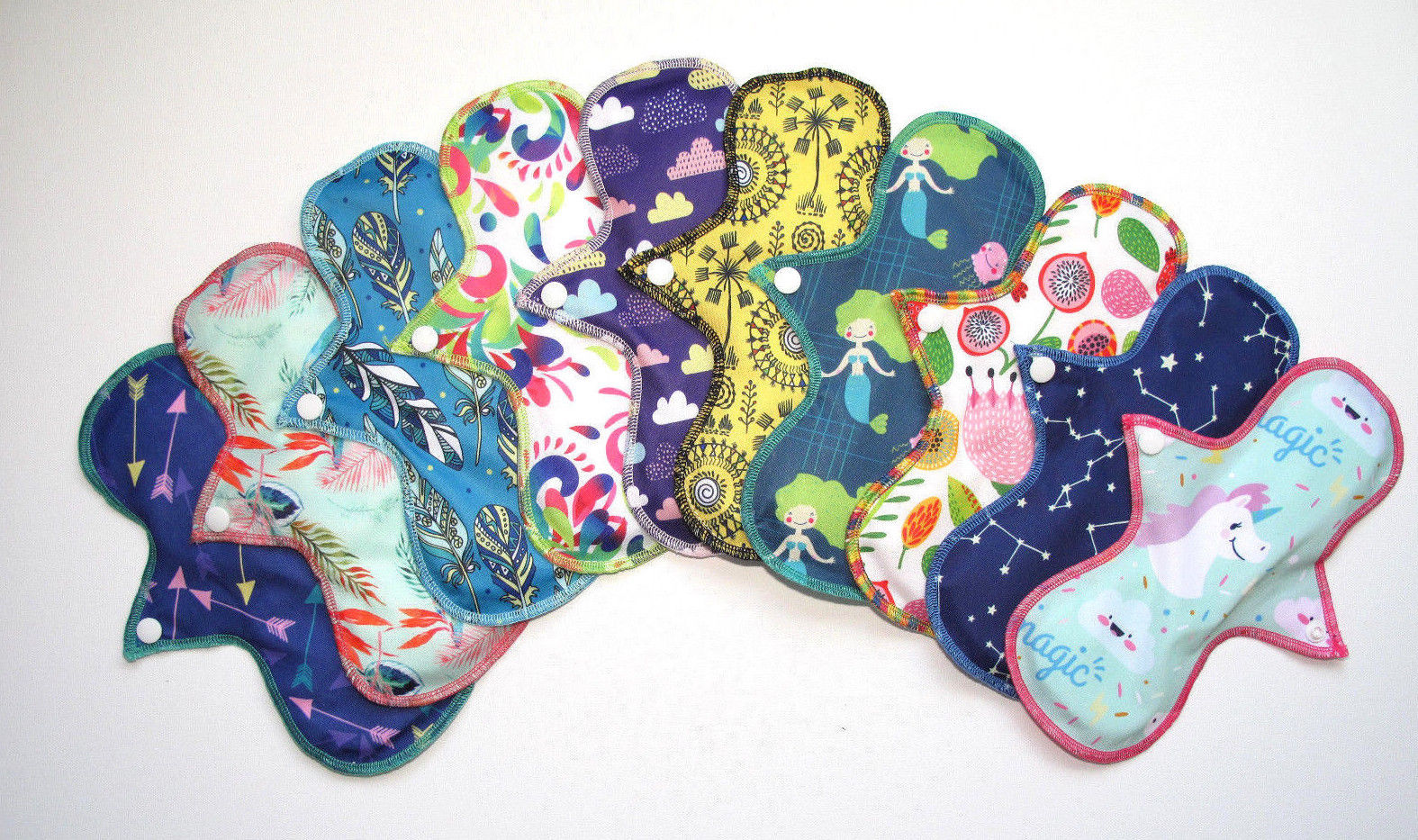 Light Flow Menstrual Pads