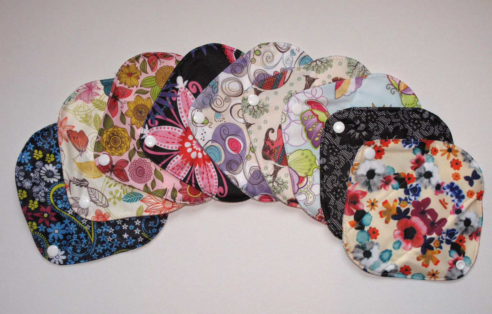 Light Flow Cloth Pad Sets
