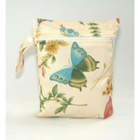 Medium Wet Bag - Butterflies