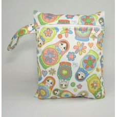 Medium Wet Bag - Russian Dolls