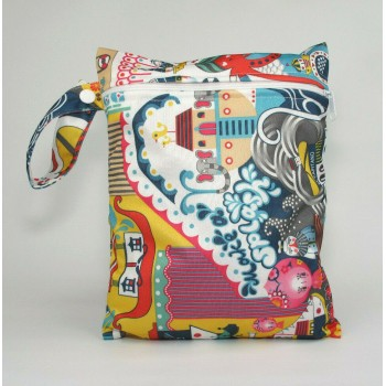 Medium Wet Bag - Yellow Submarine