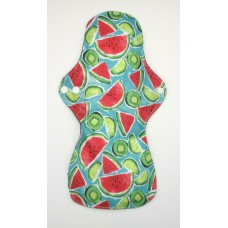 Charcoal Heavy Flow Sanitary Pad - Watermelons