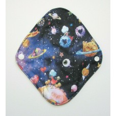 Charcoal Panty Liner / Light Flow Pad - Space