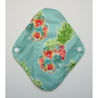 Charcoal Panty Liner / Light Flow Pad - Tropical
