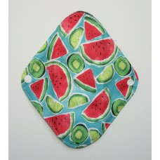Charcoal Panty Liner / Light Flow Pad - Watermelons