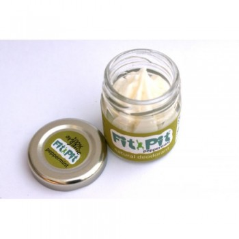 Fit Pit Deodorant - Peppermint