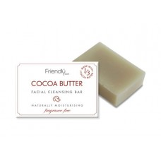 Friendly Soap - Cocoa Butter Facial Cleansing Bar