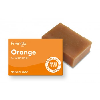Friendly Soap - Orange & Grapefruit Soap