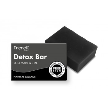Friendly Soap - Detox Bar Soap - Cloth Mama