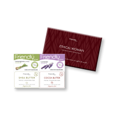 Friendly Soap - Ethical Woman Gift Set