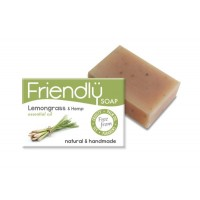 Friendly Soap - Lemongrass and Hemp Soap