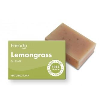 Friendly Soap - Lemongrass and Hemp Soap