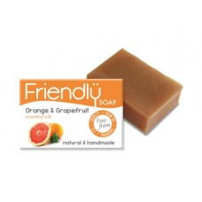 Friendly Soap - Orange & Grapefruit Soap