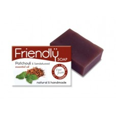 Friendly Soap - Patchouli & Sandalwood Soap