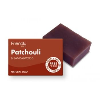 Friendly Soap - Patchouli & Sandalwood Soap