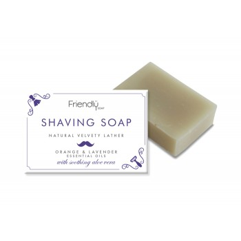 Friendly Soap - Shaving Soap Soap - Cloth Mama