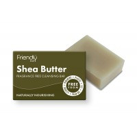 Friendly Soap - Shea Butter Facial Cleansing Bar