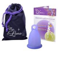 Me Luna Sport Menstrual Cup - Ring Stem - Large
