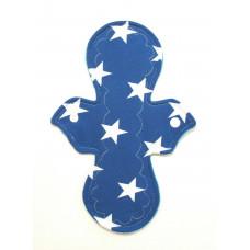 Pretty Period Regular Flow Pad - Blue Stars