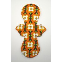 Pretty Period Heavy Flow Pad - Retro Print