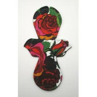 Pretty Period Heavy Flow Pad - Roses