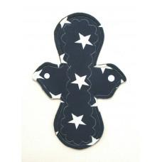 Pretty Period Regular Flow Pad - Navy Stars