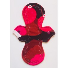 Pretty Period Regular Flow Pad - Deep Red
