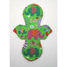 Pretty Period Regular Flow Pad - Elephants
