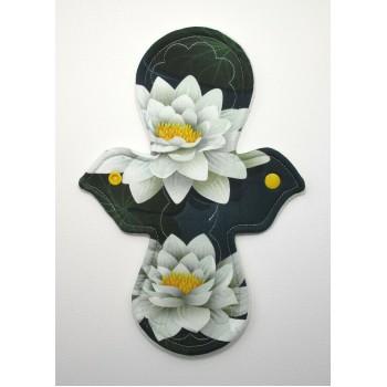 Pretty Period Regular Flow Pad - Lily Pad Pretty Period Regular Flow Pads - Cloth Mama
