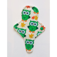 Pretty Period Thong Liner - Owls