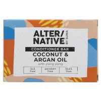 Alternative By Suma Hair Conditioner Bar - Coconut & Argan Oil