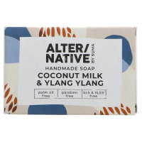 Alternative By Suma Handmade Soap - Coconut Milk & Ylang Ylang