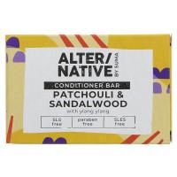 Alternative By Suma Hair Conditioner Bar - Patchouli & Sandalwood