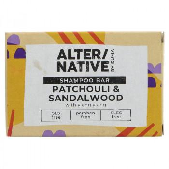 Alter/native By Suma Shampoo Bar - Patchouli & Sandalwood