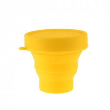Menstrual Cup Steriliser - Yellow Accessories - Cloth Mama