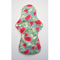 Bamboo Cloth Heavy Flow Sanitary Pad - Watermelons