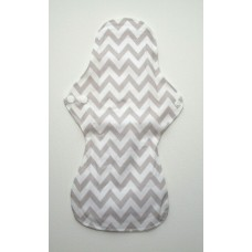 Bamboo Cloth Heavy Flow Sanitary Pad - Zig Zag