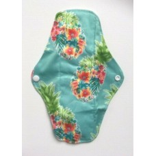 Bamboo Cloth Regular Flow Menstrual Pad - Tropical