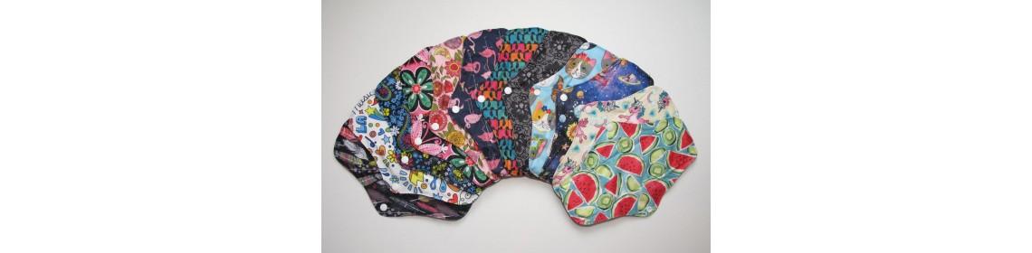 charcoal regular pads