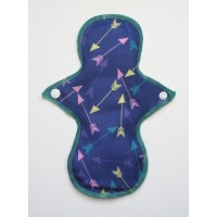 Cloth Mama Bamboo Light Flow Pad - Arrows