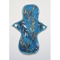 Cloth Mama Bamboo Light Flow Pad - Feathers