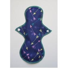 Cloth Mama Bamboo Regular Flow Pad - Arrows