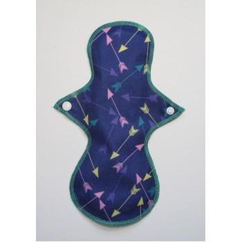 Cloth Mama Bamboo Regular Flow Pad - Arrows Cloth Mama Regular Flow Pads - Cloth Mama