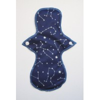 Cloth Mama Bamboo Regular Flow Pad - Constellations