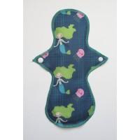 Cloth Mama Bamboo Regular Flow Pad - Mermaids