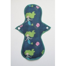 Cloth Mama Bamboo Regular Flow Pad - Mermaids