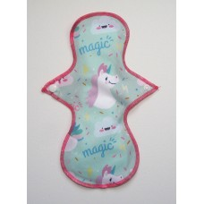 Cloth Mama Bamboo Regular Flow Pad - Unicorns