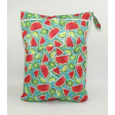 Large Wet Bag - Watermelons