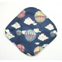 Bamboo Panty Liner / Light Flow Sanitary Pad - Balloons